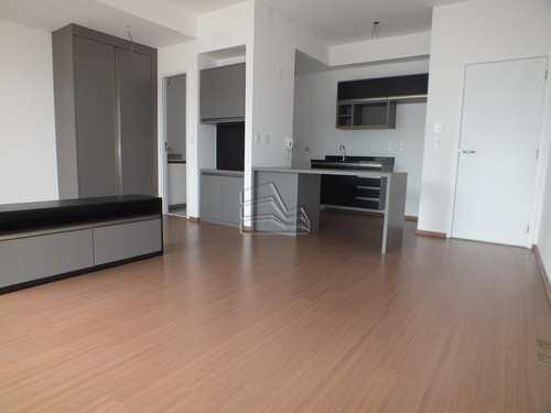 Apartamento, código 1056 em Santos, bairro Pompéia