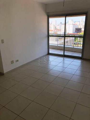 Apartamento, código 1057 em Santos, bairro Encruzilhada