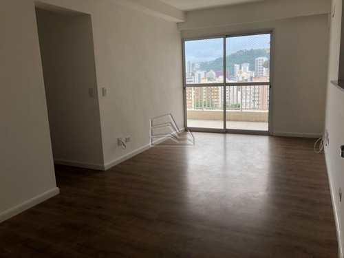 Apartamento, código 1058 em Santos, bairro Encruzilhada