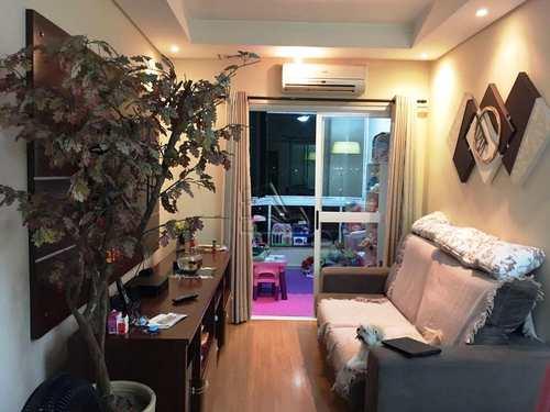 Apartamento, código 1063 em Santos, bairro Encruzilhada