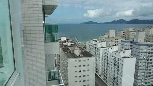 Apartamento, código 1071 em Santos, bairro Boqueirão
