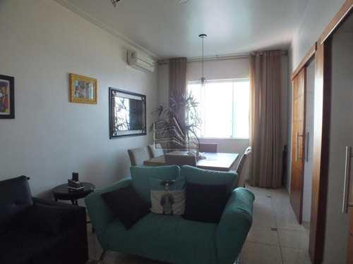 Apartamento, código 1076 em Santos, bairro José Menino