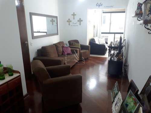 Apartamento, código 1078 em Santos, bairro Aparecida