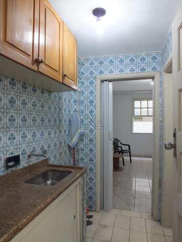 Apartamento, código 1079 em Santos, bairro José Menino