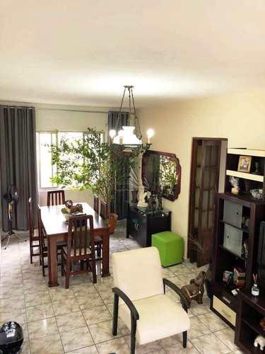 Apartamento, código 1081 em Santos, bairro Gonzaga