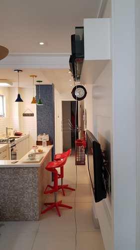 Apartamento, código 1084 em Santos, bairro Gonzaga