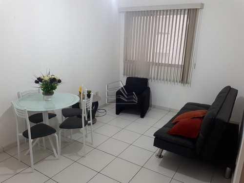 Apartamento, código 1086 em Santos, bairro Boqueirão