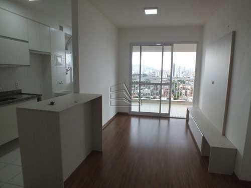 Apartamento, código 1088 em Santos, bairro Vila Mathias