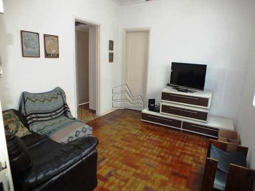 Apartamento, código 1089 em São Vicente, bairro Centro
