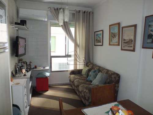 Apartamento, código 1090 em Santos, bairro Aparecida