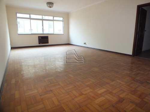 Apartamento, código 1092 em Santos, bairro Gonzaga
