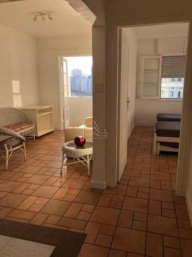 Apartamento, código 1095 em São Vicente, bairro Centro