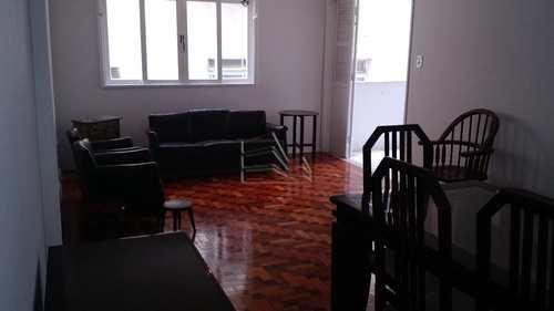 Apartamento, código 1099 em Santos, bairro Pompéia
