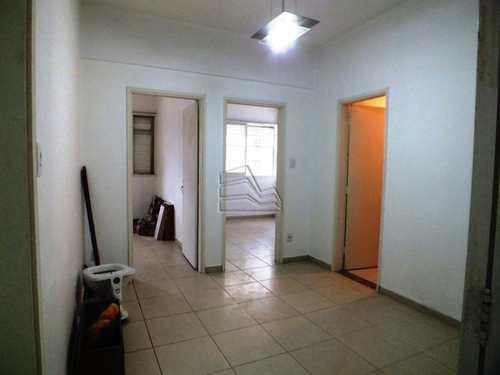 Apartamento, código 1101 em Santos, bairro José Menino