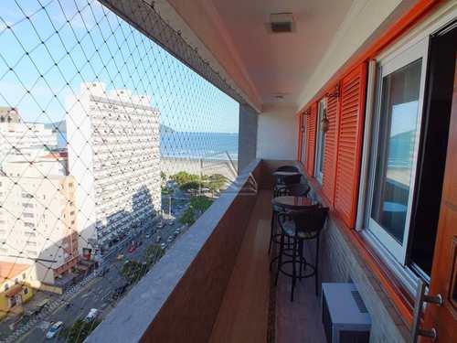 Apartamento, código 1103 em Santos, bairro José Menino