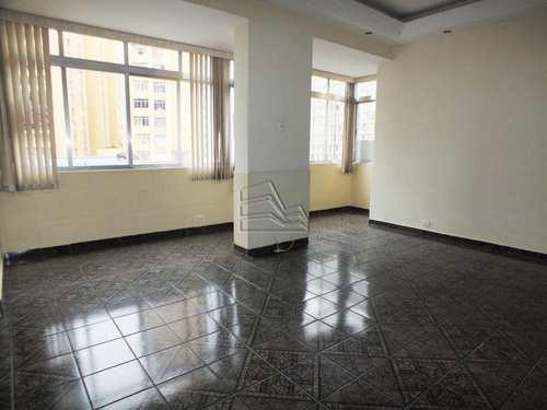 Apartamento, código 1105 em Santos, bairro José Menino