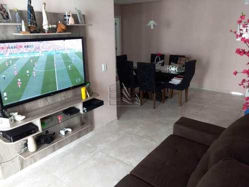 Apartamento, código 1113 em Santos, bairro Marapé
