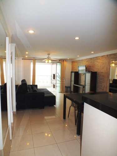 Apartamento, código 1118 em Santos, bairro José Menino