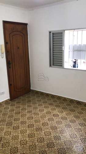 Apartamento, código 1121 em Santos, bairro Aparecida