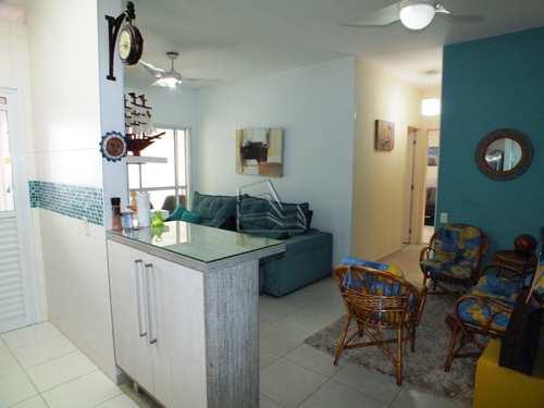 Apartamento, código 1123 em Santos, bairro José Menino