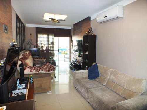 Apartamento, código 1124 em Santos, bairro Boqueirão