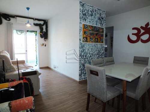 Apartamento, código 1125 em Santos, bairro Marapé