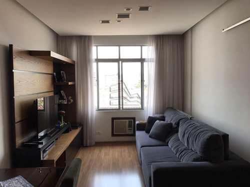 Apartamento, código 1134 em Santos, bairro Boqueirão