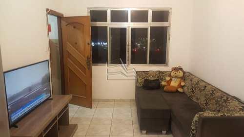 Apartamento, código 1137 em Santos, bairro Aparecida