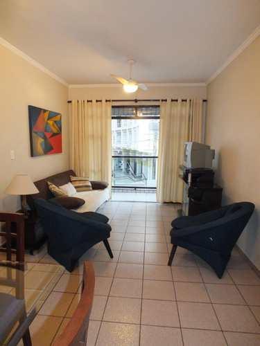 Apartamento, código 1141 em São Vicente, bairro Itararé