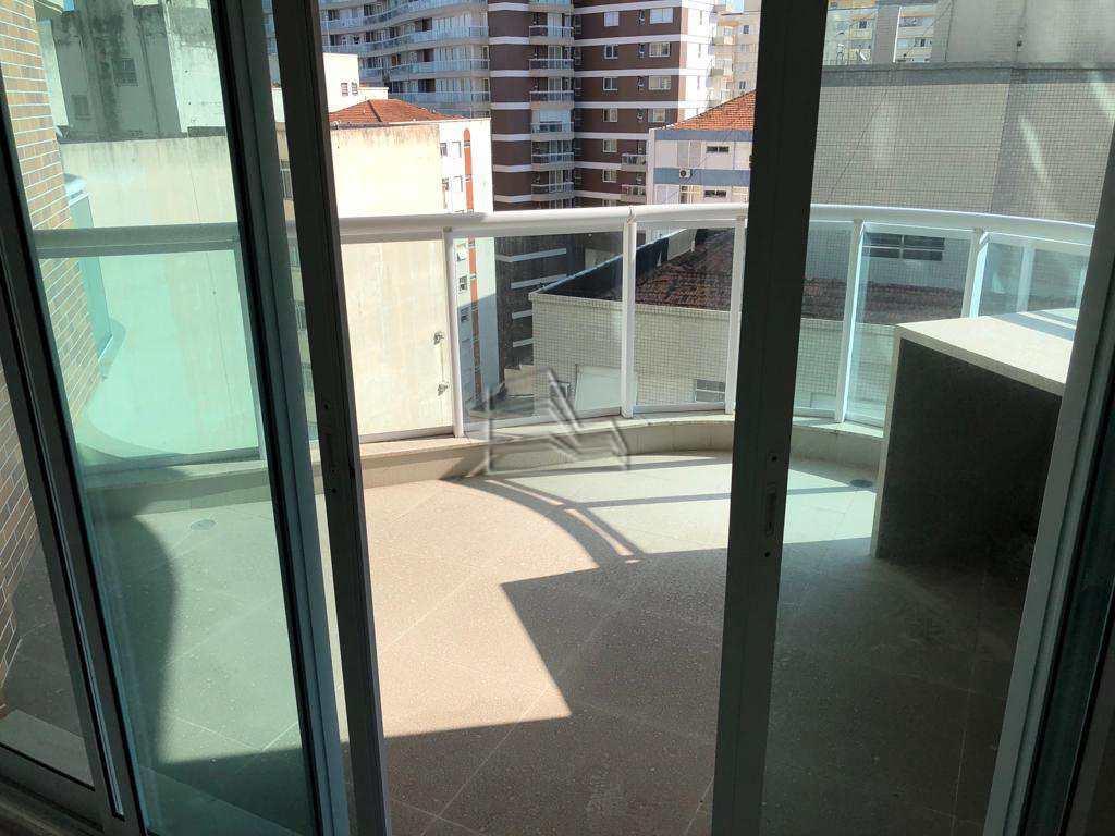 Flat em Santos, no bairro Pompéia