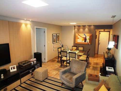 Apartamento, código 1163 em Santos, bairro Pompéia