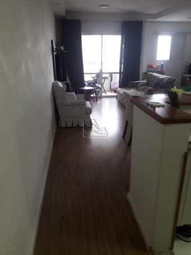 Apartamento, código 1165 em Santos, bairro Ponta da Praia
