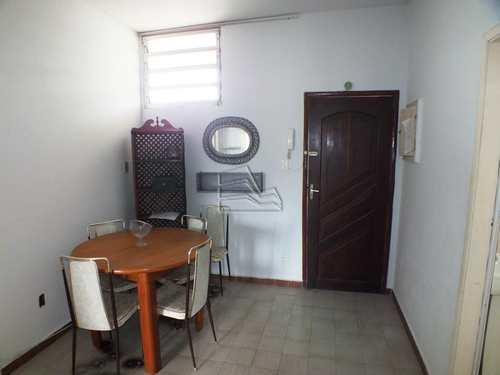 Apartamento, código 1166 em Santos, bairro Gonzaga