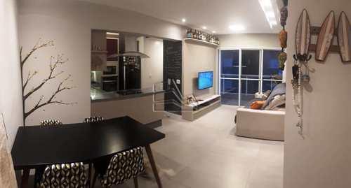 Apartamento, código 1167 em Santos, bairro Boqueirão