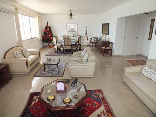 Apartamento, código 1174 em Santos, bairro José Menino