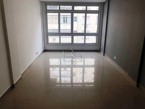 Apartamento, código 1178 em Santos, bairro Boqueirão