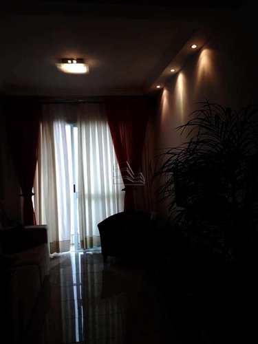 Apartamento, código 1183 em Santos, bairro Gonzaga