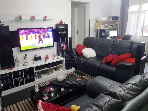 Apartamento, código 1187 em Santos, bairro Campo Grande