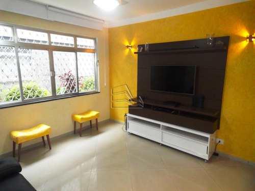 Apartamento, código 1192 em Santos, bairro Boqueirão