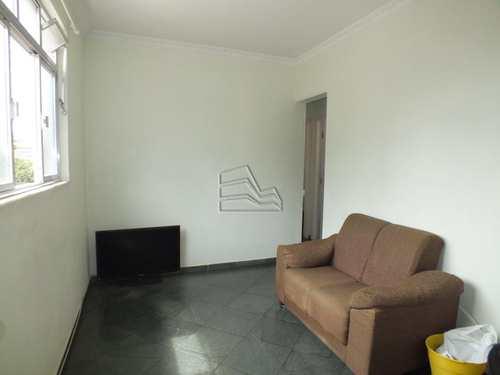 Apartamento, código 1197 em Santos, bairro Marapé