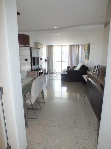 Apartamento, código 1199 em Santos, bairro Pompéia