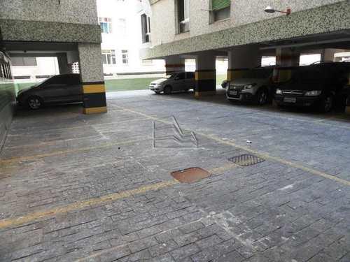 Kitnet, código 1208 em Santos, bairro Aparecida