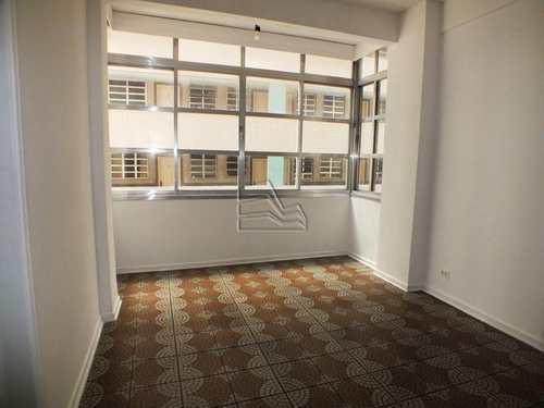 Apartamento, código 1212 em Santos, bairro Gonzaga