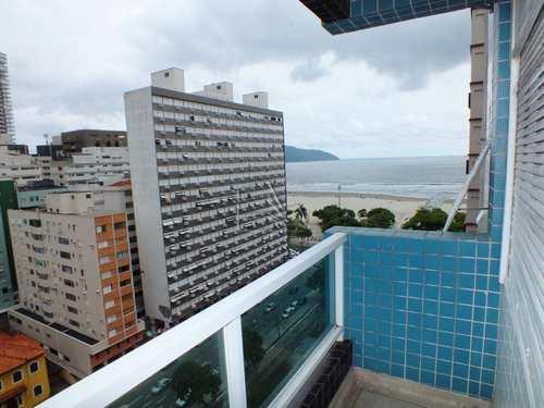 Apartamento, código 1215 em Santos, bairro José Menino