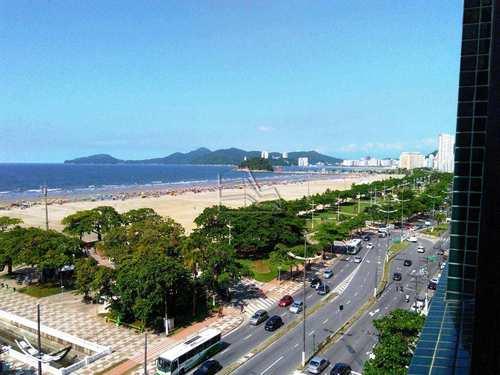 Apartamento, código 1223 em Santos, bairro Gonzaga