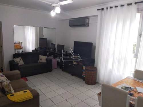 Apartamento, código 1224 em São Vicente, bairro Itararé