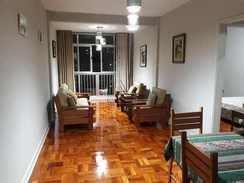 Apartamento, código 1226 em Santos, bairro Boqueirão