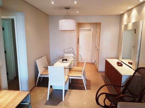 Apartamento, código 1232 em Santos, bairro Gonzaga
