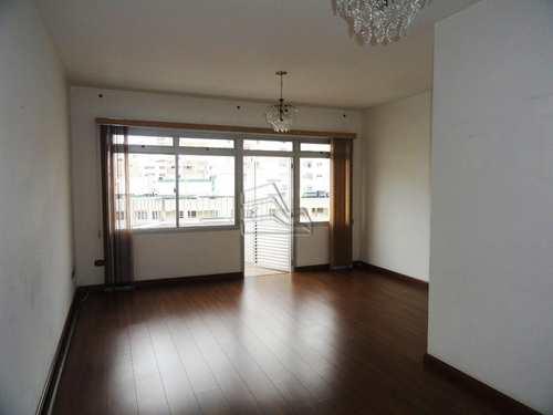 Apartamento, código 1233 em Santos, bairro Gonzaga