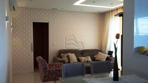 Apartamento, código 1242 em Santos, bairro Gonzaga